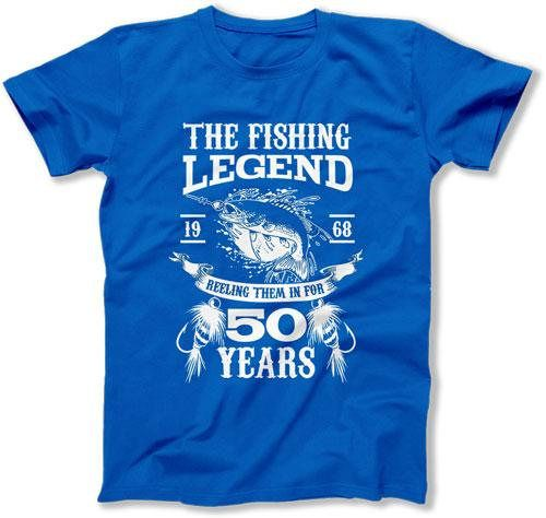 50th Birthday T Shirt Outdoor Clothing Bday Gift Ideas