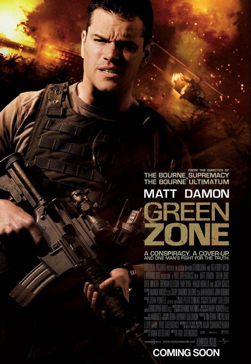 Green Zone 2010 2010 Movie Phreek In 2019 Pinterest Movies
