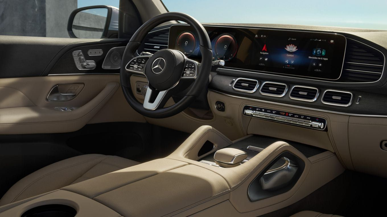 Mercedes Benz Gls Suv Design Degli Interni Mercedes Benz Suv Mercedes