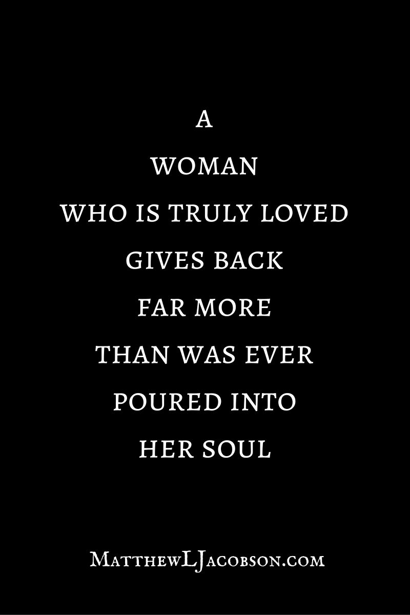 Your woman quotes about loving 115 Beautiful