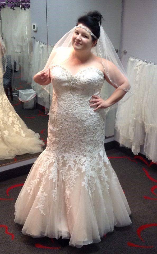 Custom Plus Size Wedding Dresses