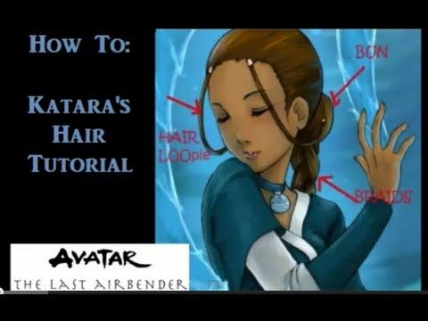 Pin By Ginger Smith On Costumes Hair Tutorial Cosplay Diy Avatar Cosplay