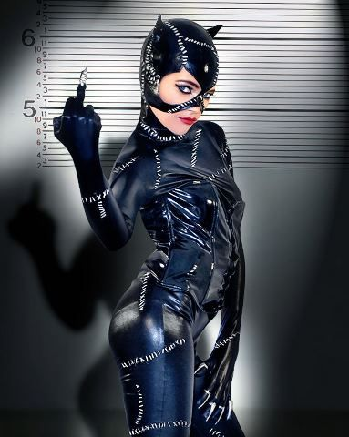 Catwoman (old movie version) & Catwoman (old movie version) | Old movies | Pinterest | Movie ...
