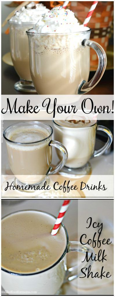 How to Make Espresso at Home and Enjoy Homemade Gourmet Coffee Drinks #espressoathome Learn How to Make Espresso recipes at Home and Enjoy Homemade Gourmet Coffee Drinks. From Frappe's to Pumpkin spice and Caramel Latte's! Make your own and save a bundle of money! #cheap #frugal #coffeedrinks #Espresso #coffee #coffeetime #homemade #budget #espressoathome
