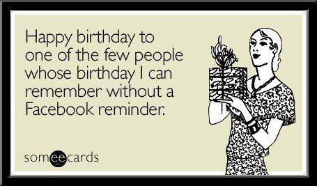 Happy 19th Birthday Monique Funny Pinterest – Funny 19th Birthday Cards