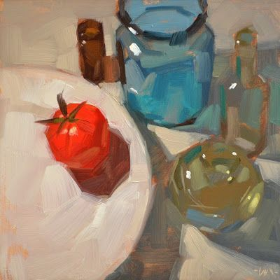 Carol Marine's Painting a Day: September 2013