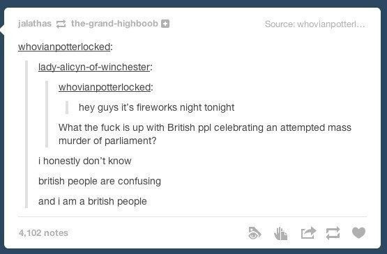 17 Times Britain Confused The Hell Out Of Everyone On Tumblr