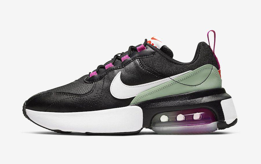 Nike Air Max Verona Black Fire Pink CI9842 001 Release Date