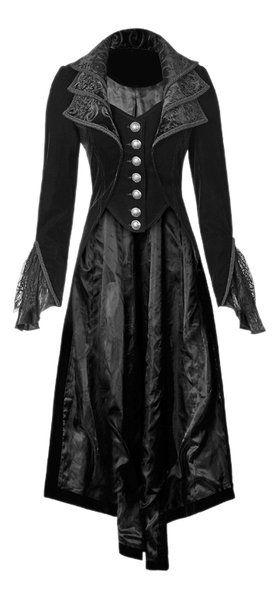 Paris Long Coat