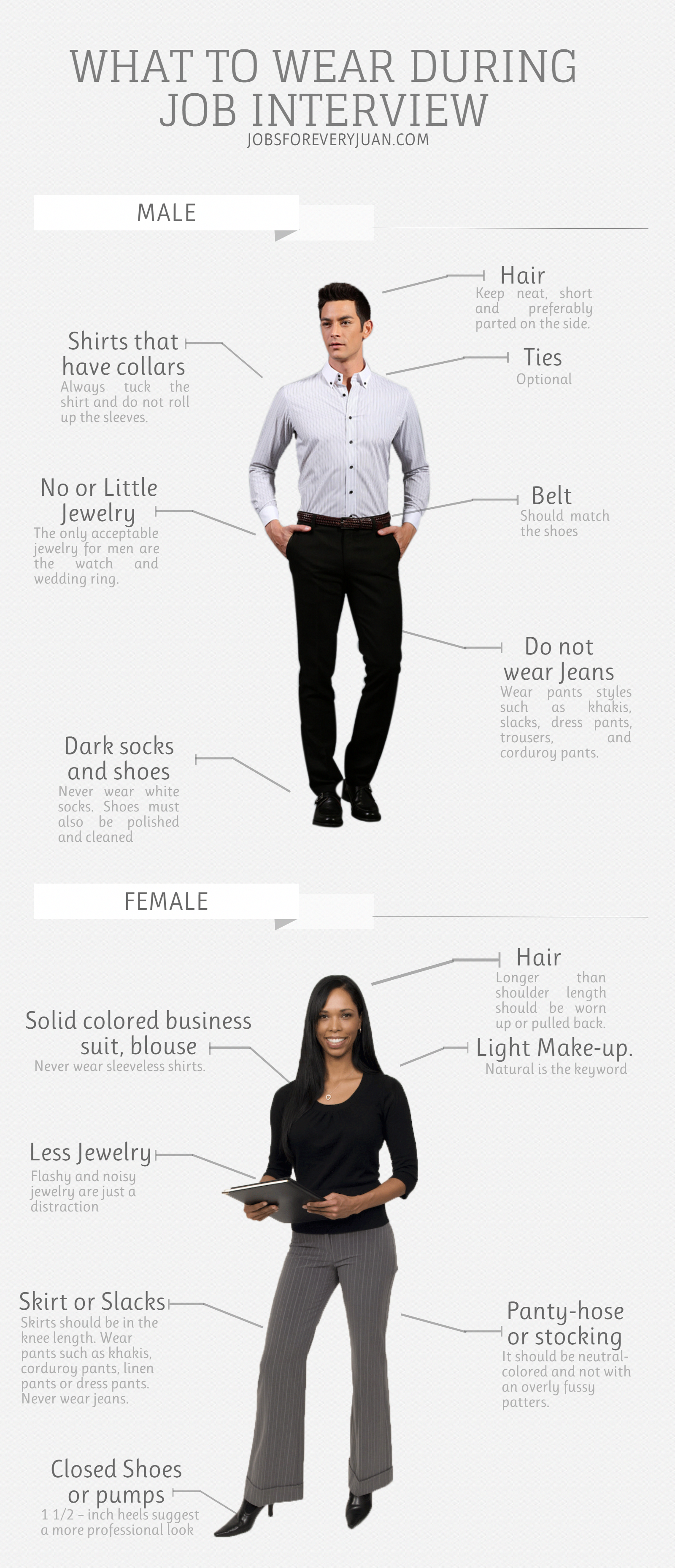 a84ae944846 Job Searching Tip  What to Wear During Job Interview