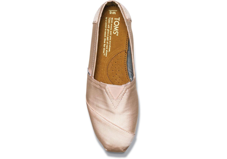 095d408787fc Petal Grosgrain Women s Classics. Pointe ShoesBallet ShoesShoes SandalsFlip  Flop SandalsBallerina FlatsToms Wedding ShoesPink ...