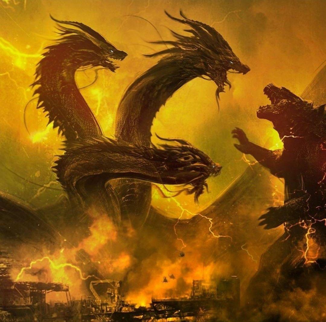 Pin By Manugarciachervo On Godzilla Godzilla Kaiju Monsters Godzilla Wallpaper