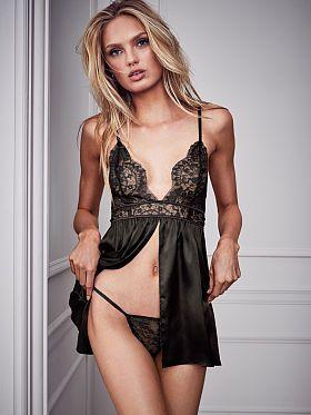 f6a4cdfd7d4eb Baby Doll Lingerie   Slips - Victoria s Secret