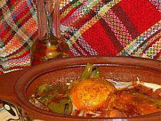 Сирене по шопски /брынза по шопски/ - болгарская кухня