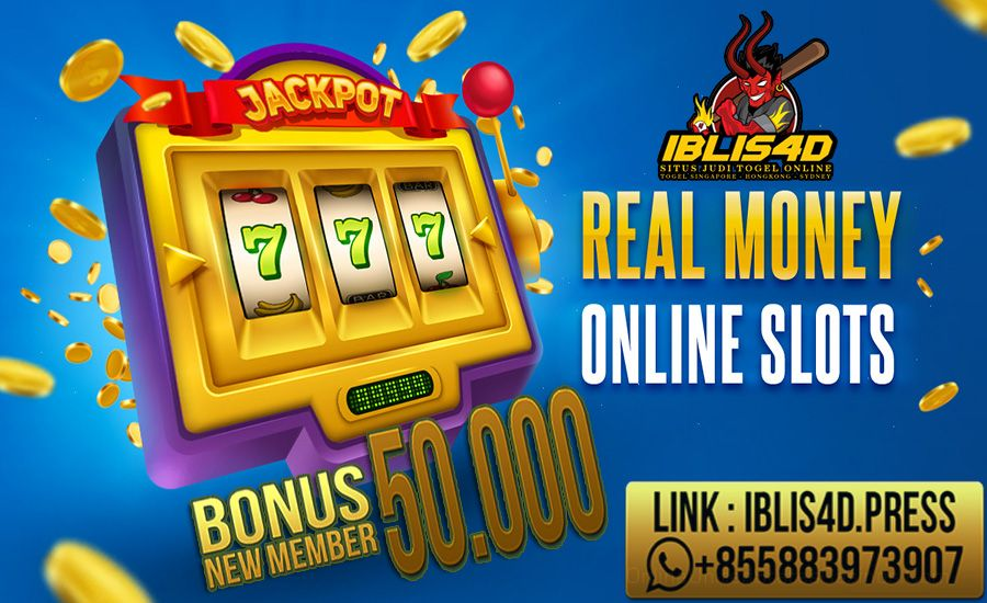 Slot Games Iblis4d Slots Games Real Money Online Games