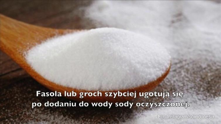 Zastosowanie sody oczyszczonej
