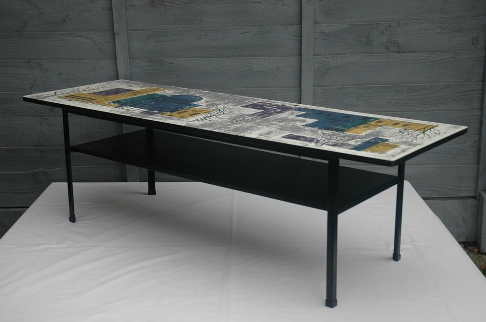 1950s John Piper Coffee Table Coffee Table London Retro