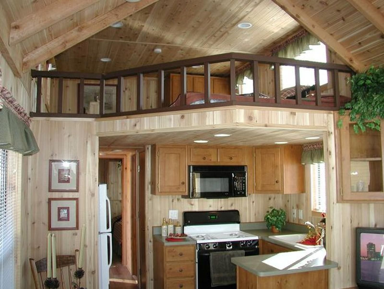 Park Model Homes Cabins Are A Great Way To Get Away Our