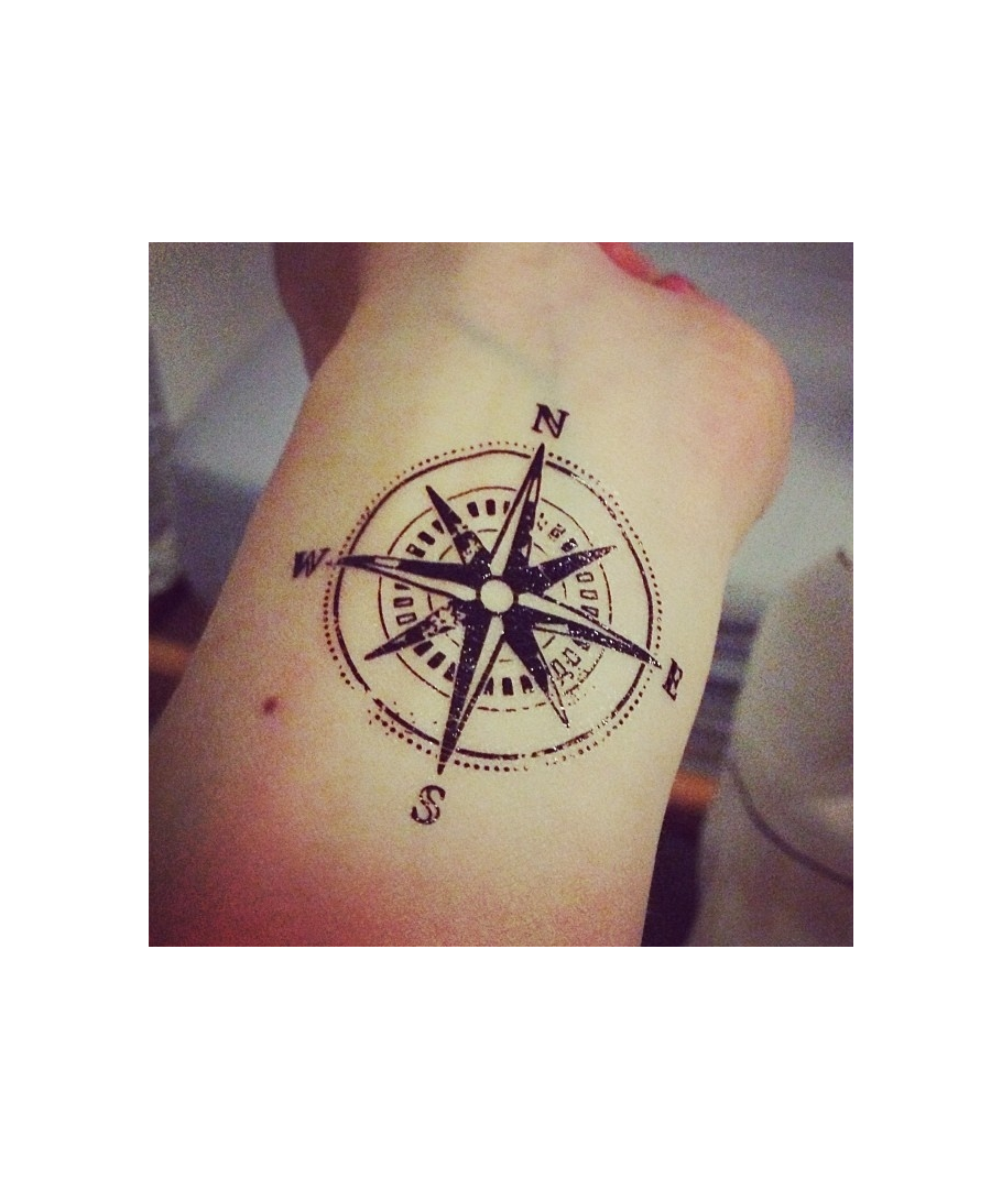 Image Result For Viking Compass Tattoos Hhhh Tatto
