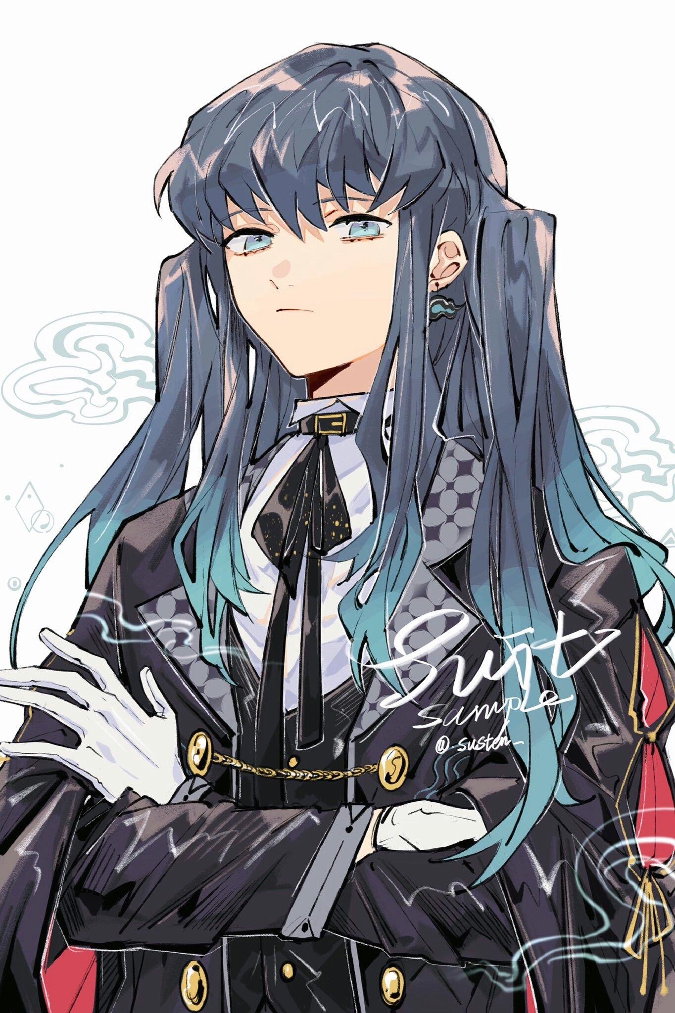 pin by 郁萱 高 on kimetsu no yaiba anime demon slayer anime handsome anime