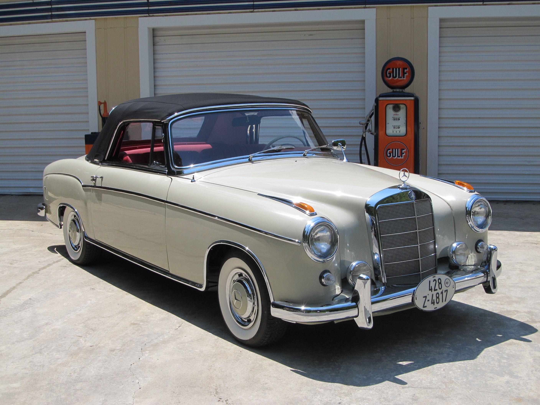 Silver Star Restorations Mercedes Benz Specialist W 128