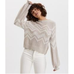 Photo of Magnetic Striped Sweater Odd Molly
