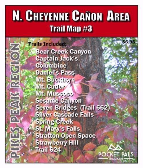 North cheyenne canon area trails map 3 near colorado springs north cheyenne canon area trails map 3 near colorado springs colorado publicscrutiny Images