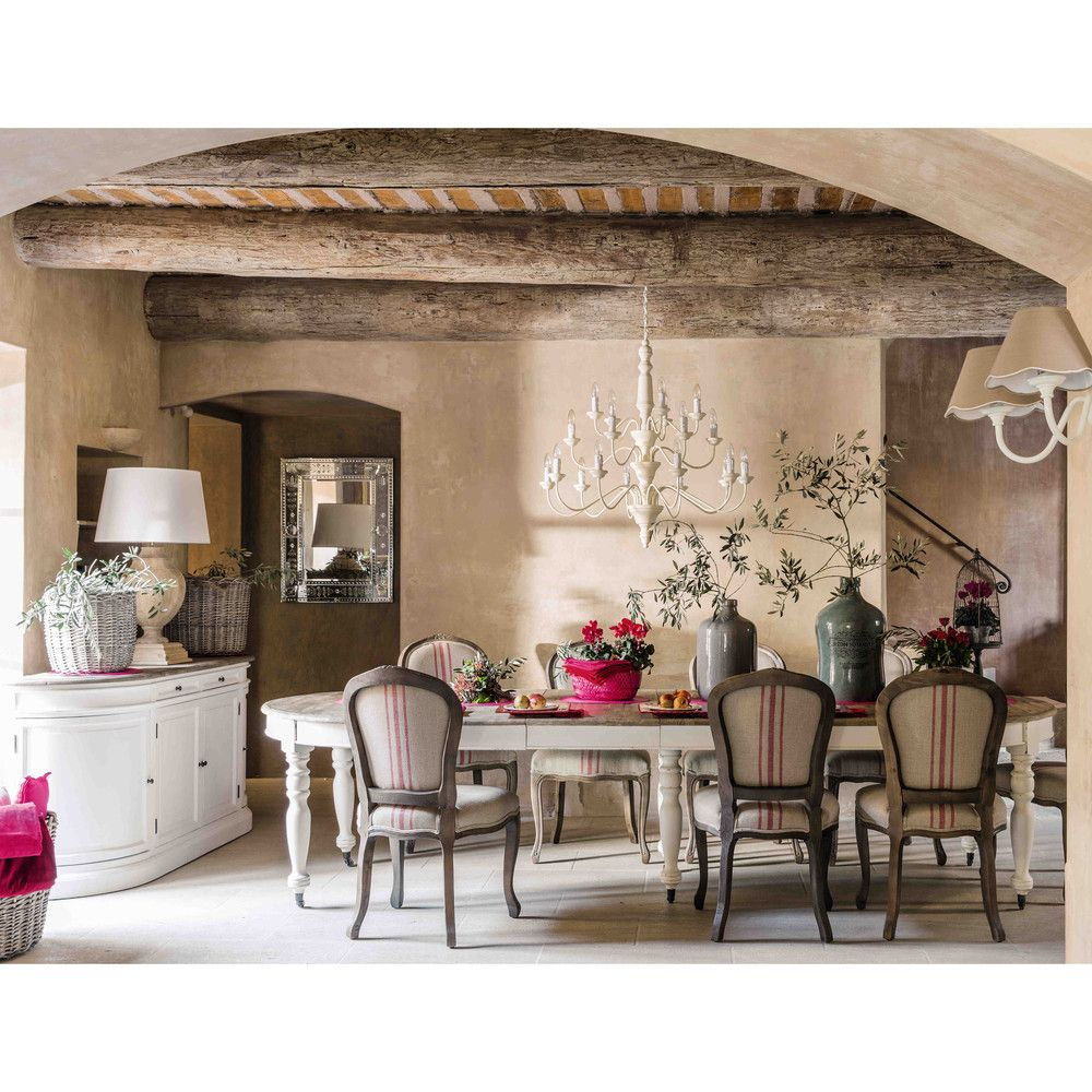 100 Incroyable Suggestions Salle A Manger Provence