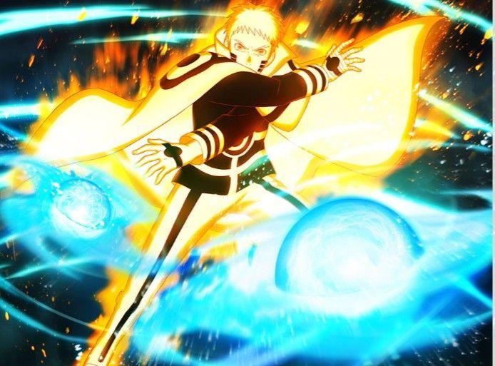 Naruto Uzumaki 7th Hokage 4 Naruto Uzumaki Hokage Naruto Uzumaki Naruto Shippuden Anime
