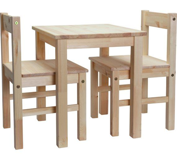 Buy Argos Home Scandinavia Solid Wood Kids Table Chairs Pine Kids Tables And Chairs Argos Kids Table And Chairs Kids Furniture Collection Table And Chairs