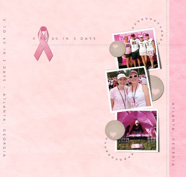 Tell your survival story in a beautiful, completely editable storybook by Heritage Makers.  See all the pages of this editable template at the link.  #cancersurvivor