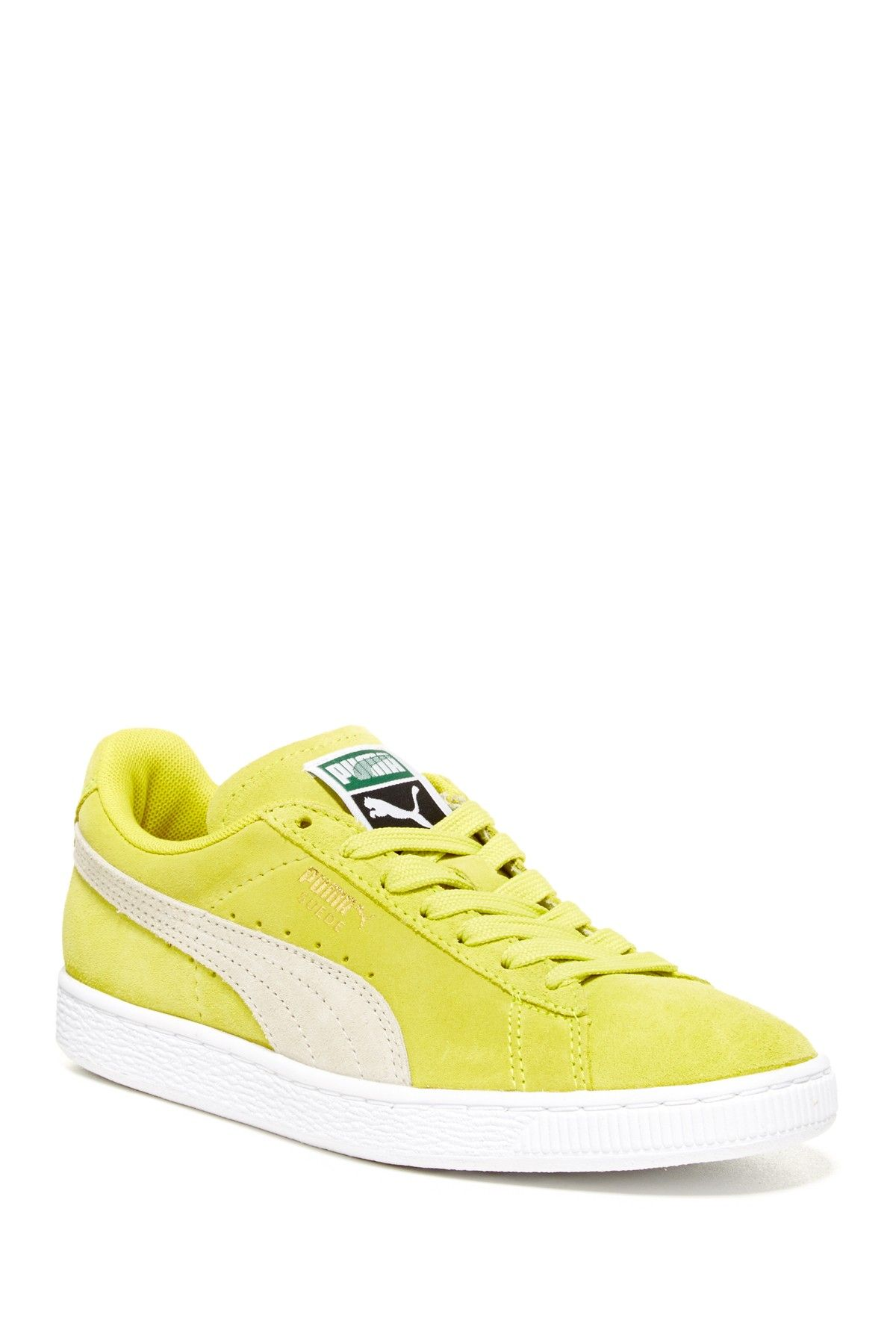 PUMA Suede Classic Sneaker love this color | Classic