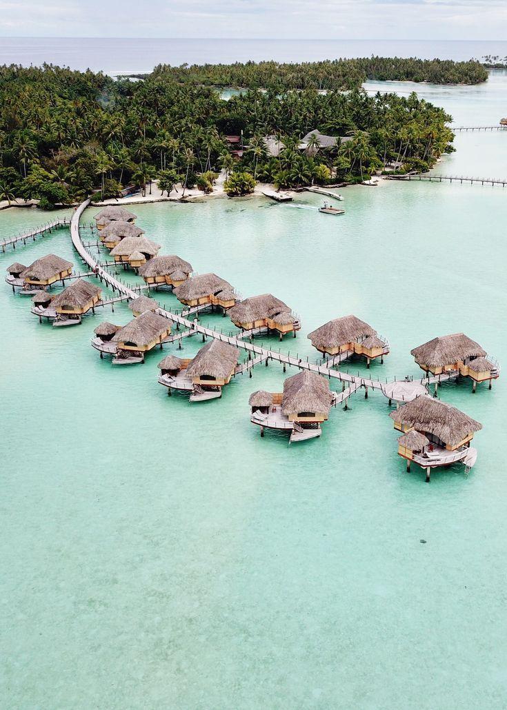 Tahiti Part 2 Overwater