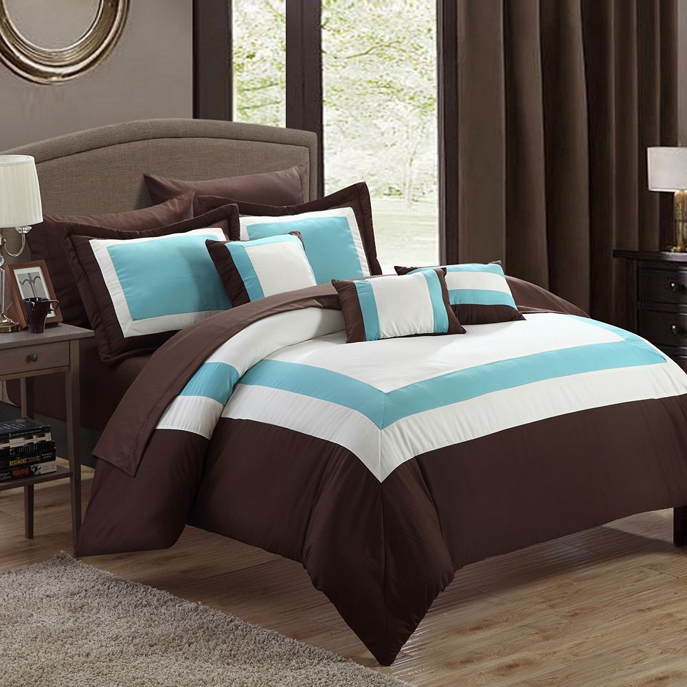 Chic Home Duke 10 Piece Bed Set Comforter Sets Bedding Sets Luxury Bedding Sets