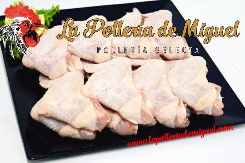 Alitas Frescas De Pollo Alitas De Pollo Pollo Y Recetas De Comida