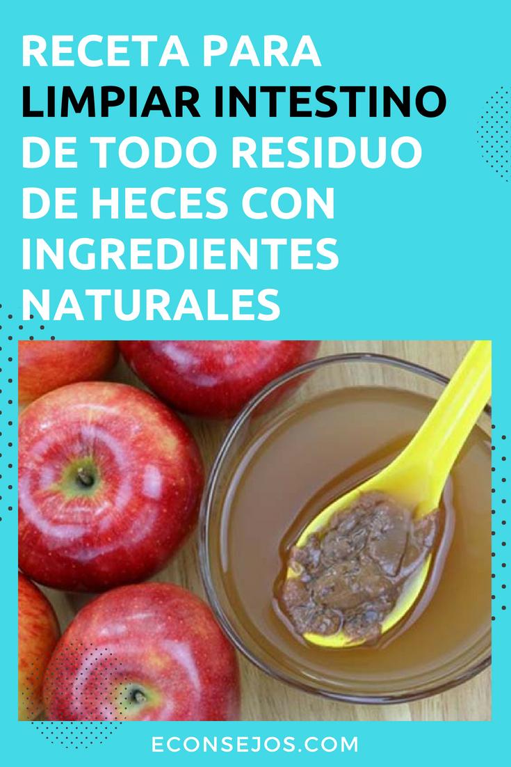 Para limpiar desintoxicante intestino dieta