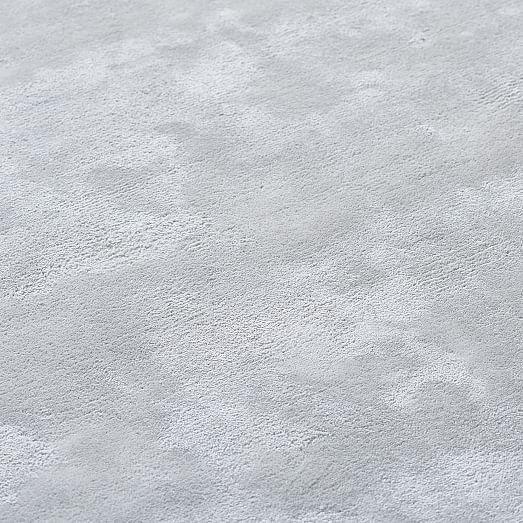 Lucent Rug Frost Gray 9 X12 West Elm Rugs Custom Shades Rug Guide