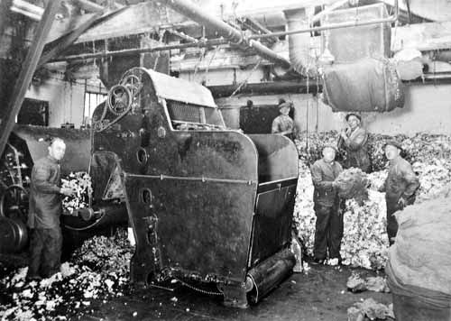 """grinding rags for weft fiber 