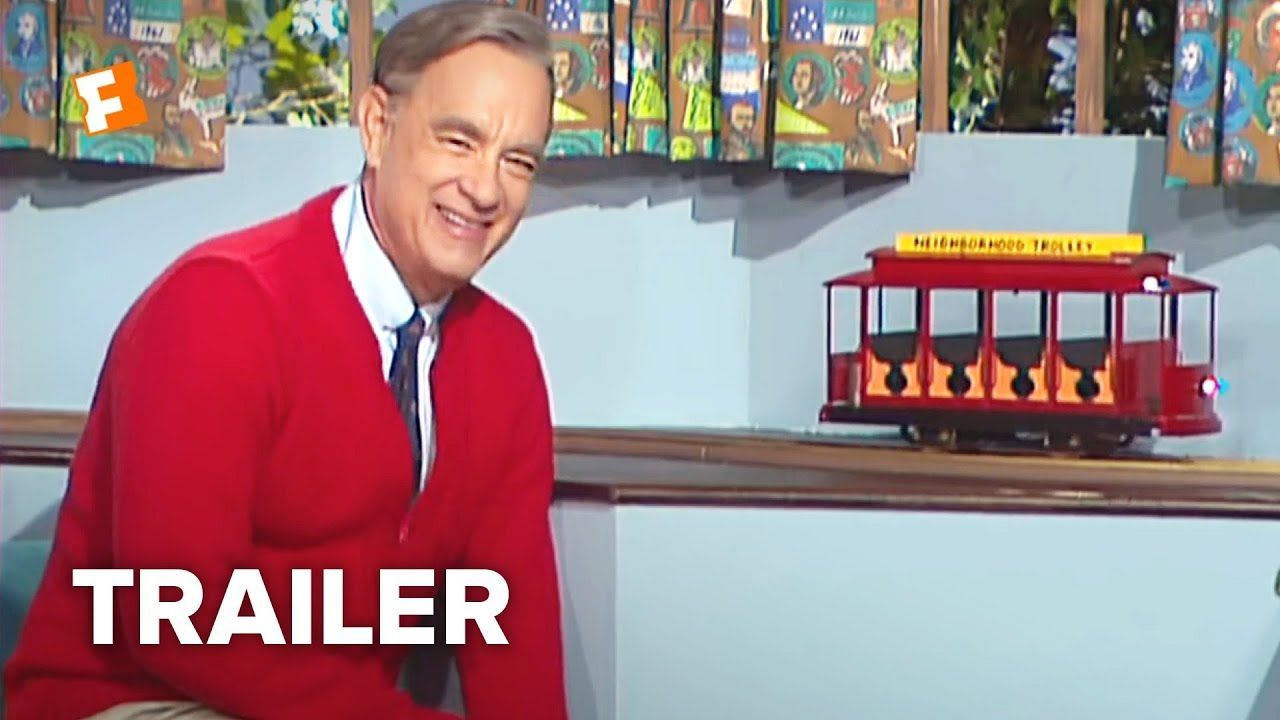 A Beautiful Day In The Neighborhood Trailer 1 2019 Movieclips Trailers Tom Hanks Mr Rogers New Trailers