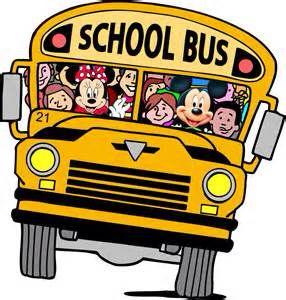 back to school with mickey mouse i mickey mouse pinterest rh pinterest com School Bus Graphics Speeding School Bus Cartoon