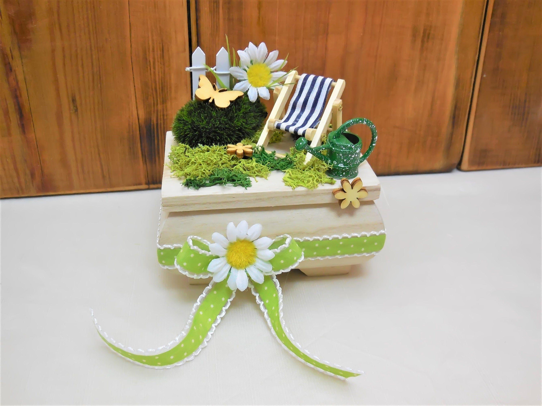Garten Mini Holzbox Gutschein Garten Geldgeschenk Garten Ruhestand Gartenarbeit Gartenmobel Geburtstagsgeschenk Geschenkbox Rente Gutscheine Geschenke Geldgeschenke