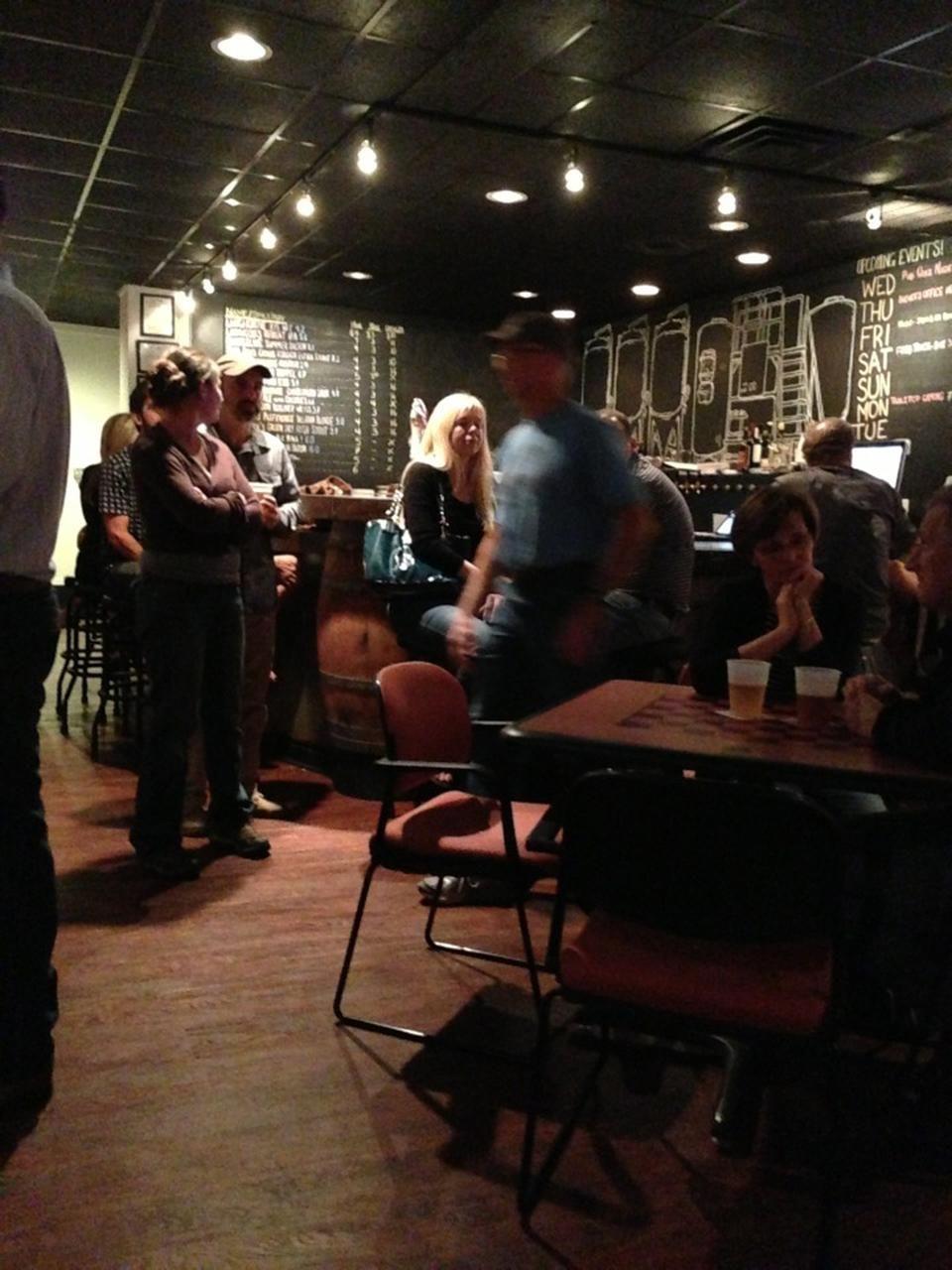Photos at Mystery Brewing Public House Hillsborough, NC