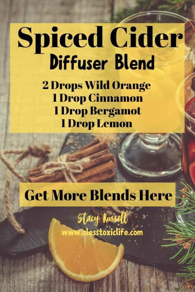 15 Amazing Essential Oil Holiday Diffuser Blends