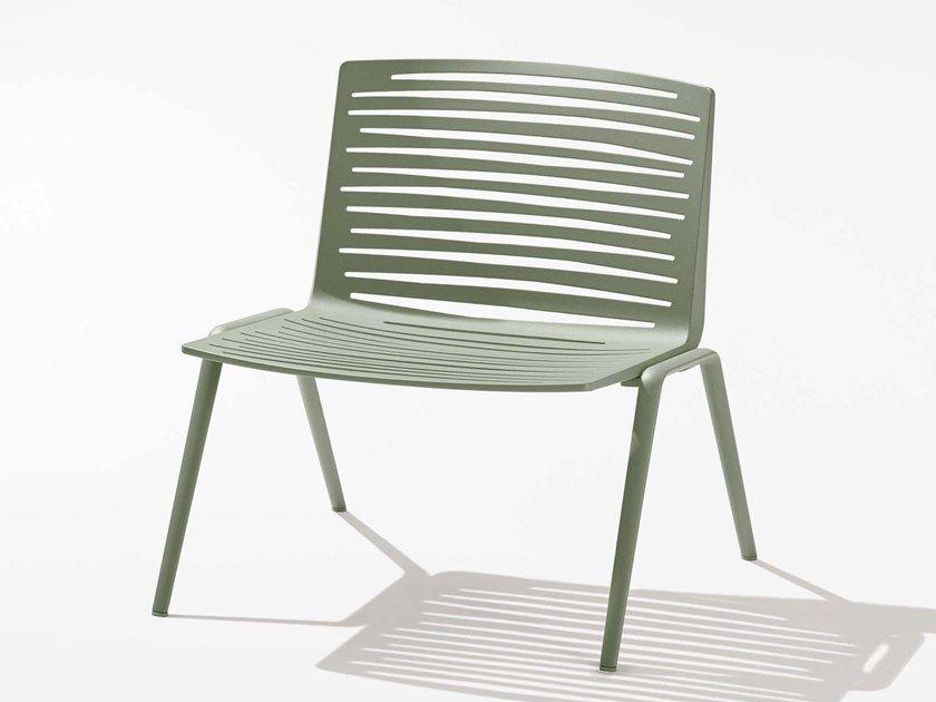 Photo of ZEBRA | Poltrona da giardino Collezione Zebra By FAST design Lievore Altherr