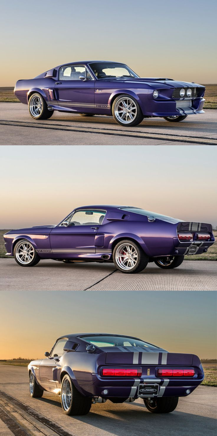Check Out This Creation That Is Unusual And Weird – Replica Shelby GT500CR 900S - supercars -