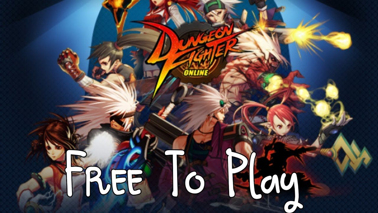 Dungeon fighter online free to play beatem up 2d