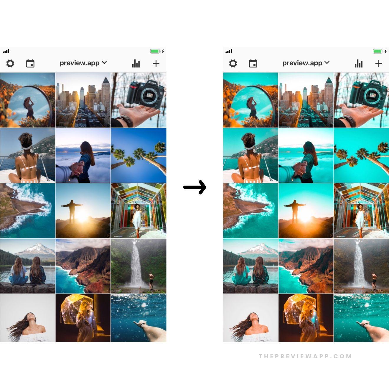 Instagram Filters APP ? big Instagrammers use! Filters
