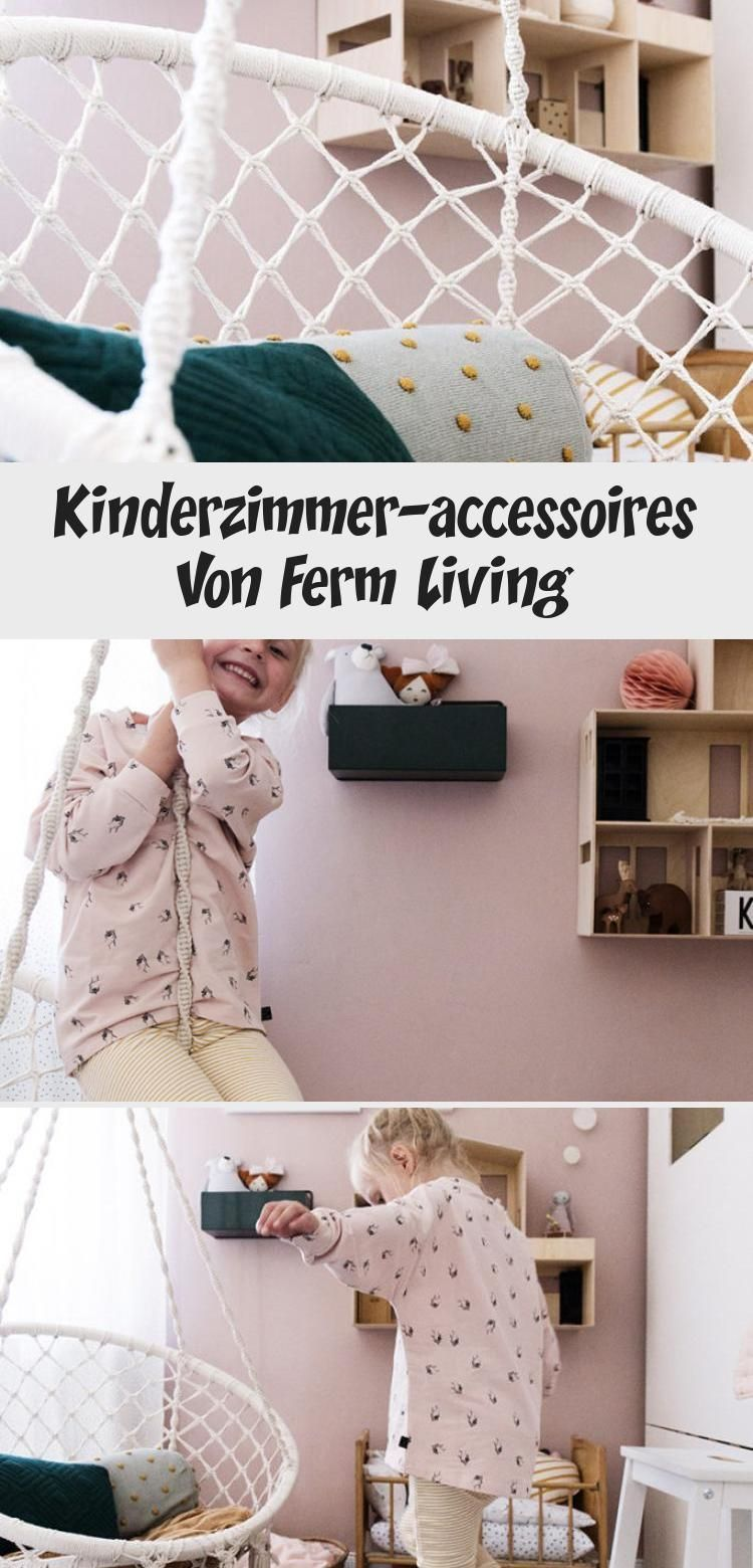 Nursery With Old Pink Wall And Macrame Hanging Chair Baby Roommustard Yellow Bab In 2020 Kinderzimmer Rosa Wande Kinder Zimmer