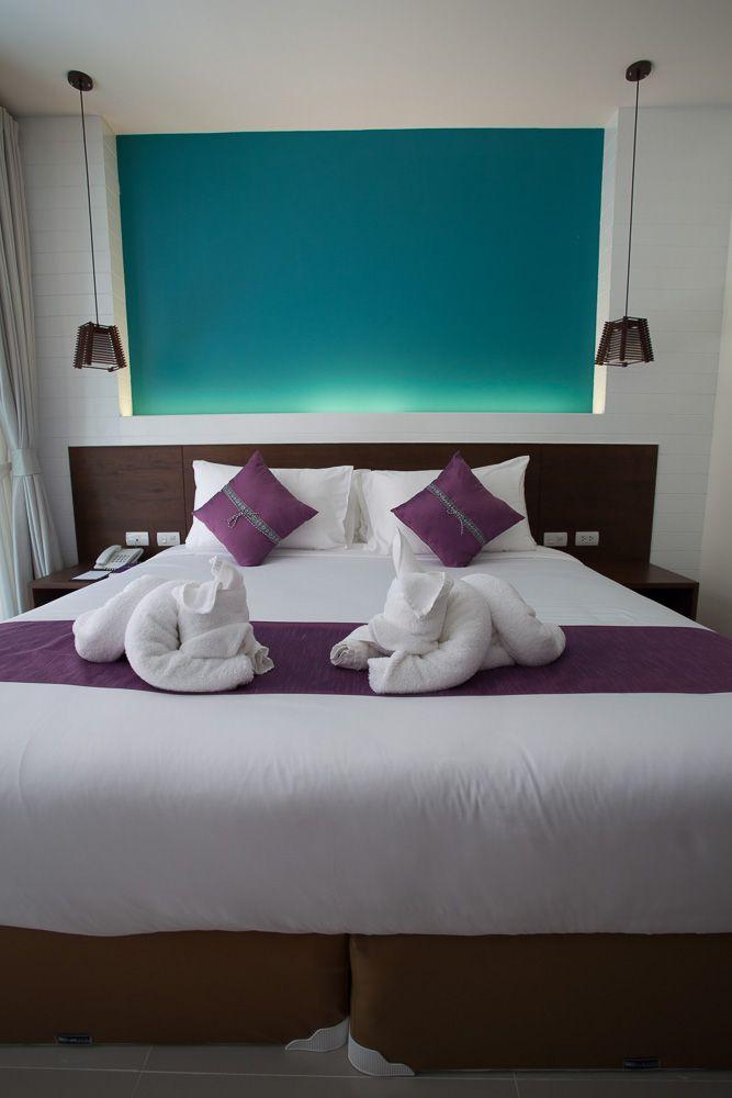 Dvaree Diva Hotel in Hua Hin, Thailand. So pretty