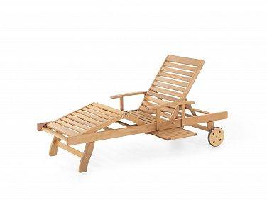Gartenliege Aus White Balau Holzliege Liegestuhl Sonnenliege Java Gartenliege Holzliege Moderne Gartenmobel